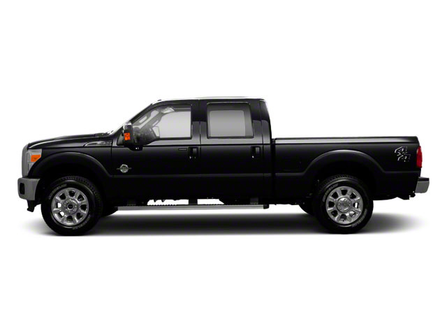 2013 Ford F-250 4X4 CREW CAB Supercrew