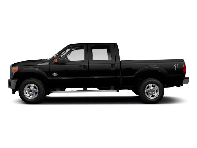 2013 Ford F-350 4X4 CREW CAB Supercrew