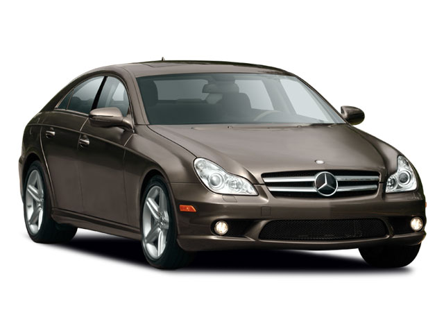 Used 2009 Mercedes-Benz CLS 550