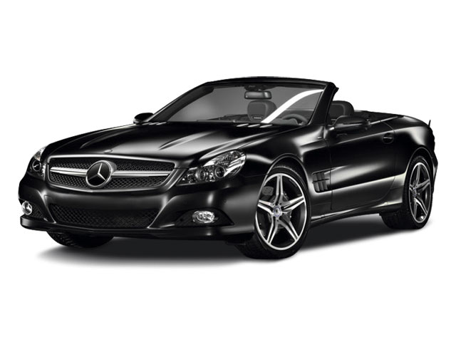 Used 2011 Mercedes-Benz SL 550