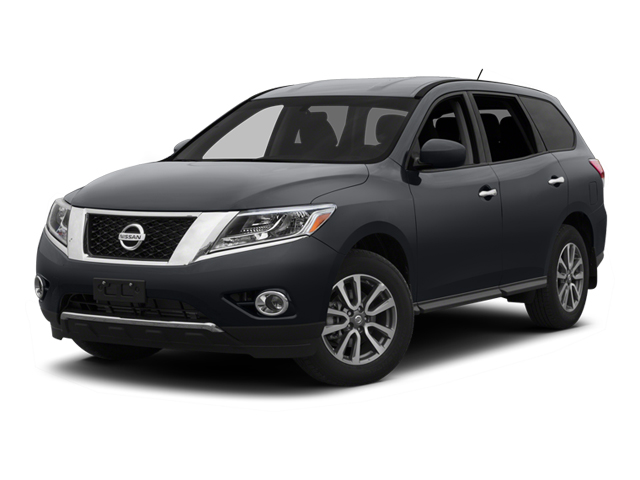 2013 NISSAN PATHFINDER SV 2WD Twin City Nissan offers the largest selection of new Nissan vehicles