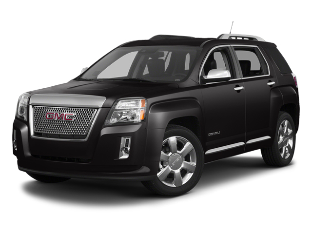 2014 GMC TERRAIN SLT WSLT-2 FWD This vehicle has a 24L 4Cyl engine and an automatic transmission