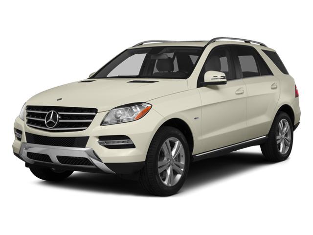 Used 2014 Mercedes-Benz ML350W2