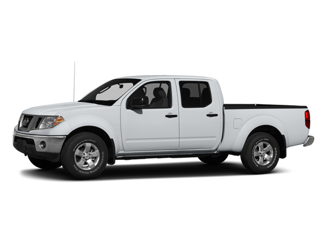 2014 NISSAN FRONTIER PRO-4X 4WD MODEL STRENGTHS Maneuverability affordability fuel-saving