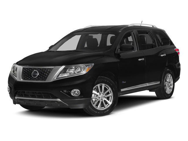2014 NISSAN PATHFINDER PLATINUM 4WD Twin City Nissan offers the largest selection of new Nissan veh