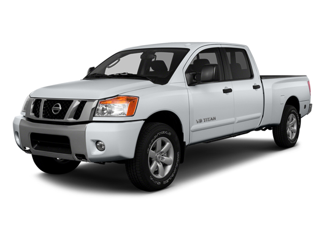 2014 NISSAN TITAN PRO-4X 4WD Twin City Nissan offers the largest selection of new Nissan vehicles w