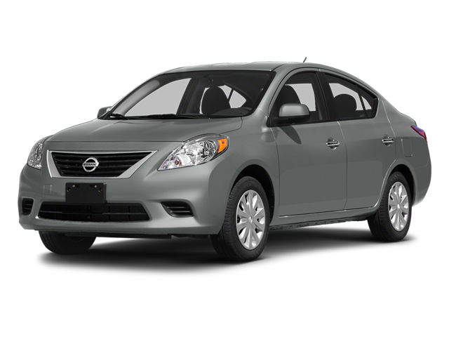 2014 NISSAN VERSA S PLUS 16 CVT Twin City Nissan offers the largest selection of new Nissan vehicl