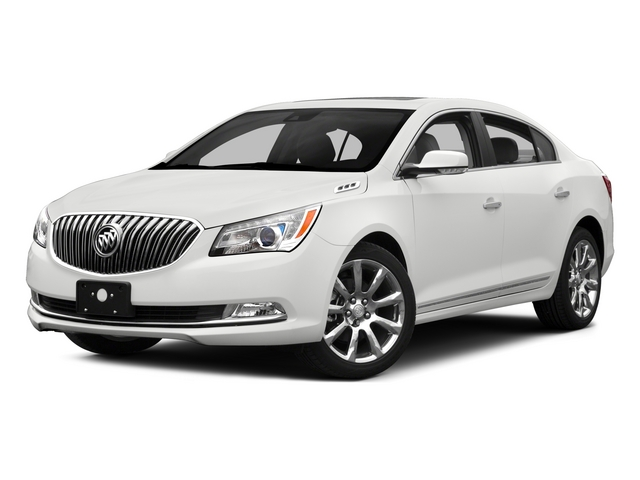 2015 BUICK LACROSSE LEATHER FWD This vehicle has a 24L 4Cyl engine It includes Axle 264 final d