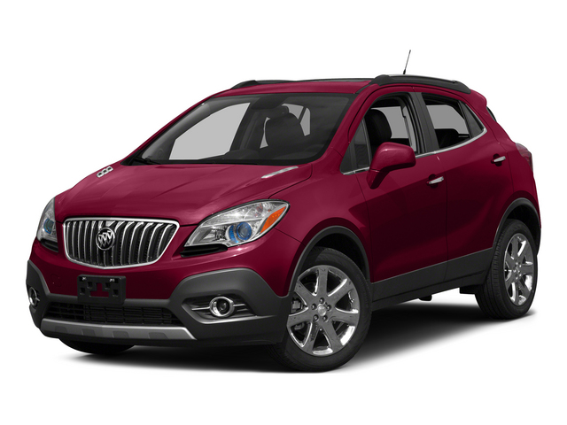 2015 BUICK ENCORE LEATHER FWD This vehicle has a 14L I4 Turbo engine and an automatic transmissio