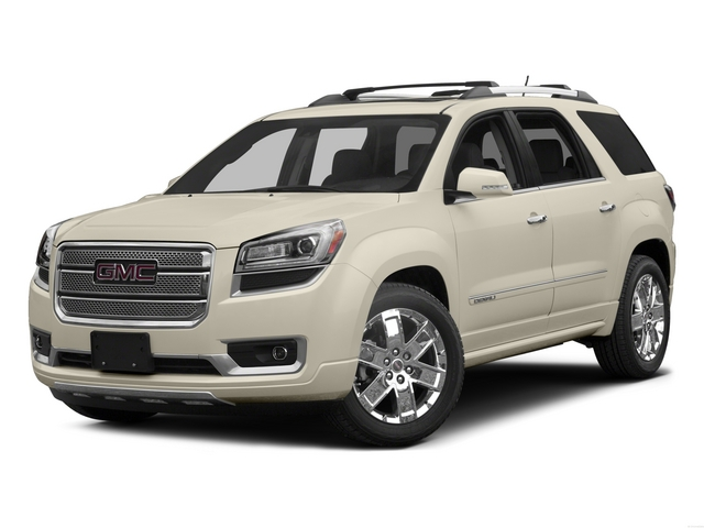 2015 GMC ACADIA SLT1 FWD This vehicle has a 36L V6 engine and an automatic transmission It inclu