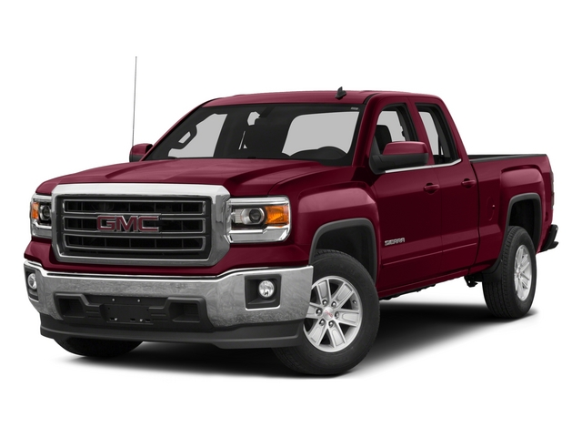 2015 GMC SIERRA 1500 2WD 143WB This vehicle has a 53L V8 engine and an automatic transmission It