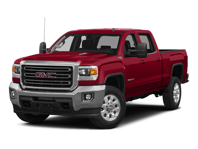 2015 GMC SIERRA 3500HD 4WD This vehicle has a 66L V8 Turbo Diesel engine It includes Suspension