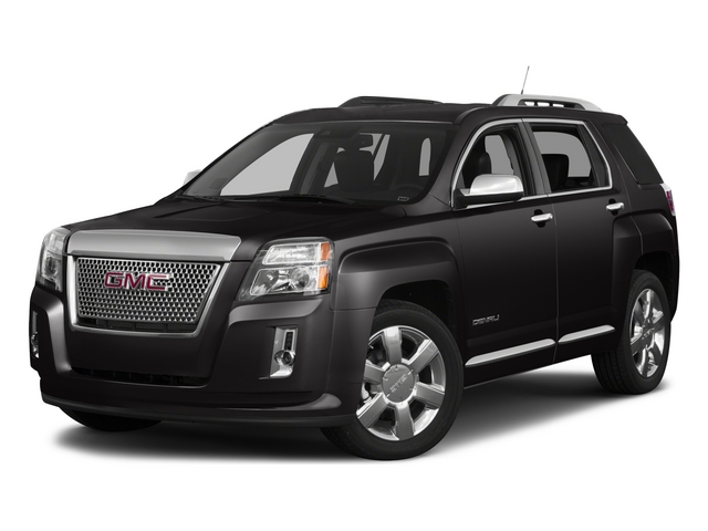 2015 GMC TERRAIN DENALI FWD This vehicle has a 36L V6 engine and an automatic transmission It in