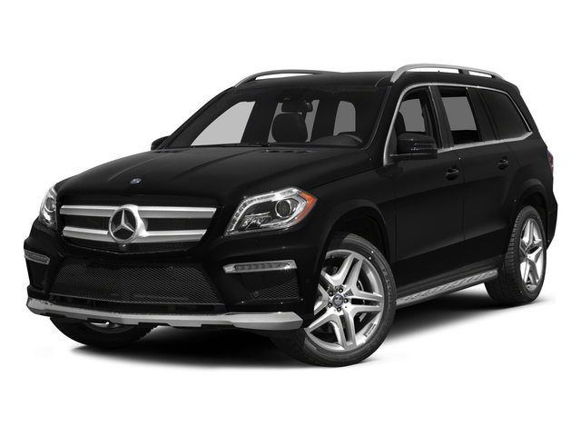 Used 2015 Mercedes-Benz GL550