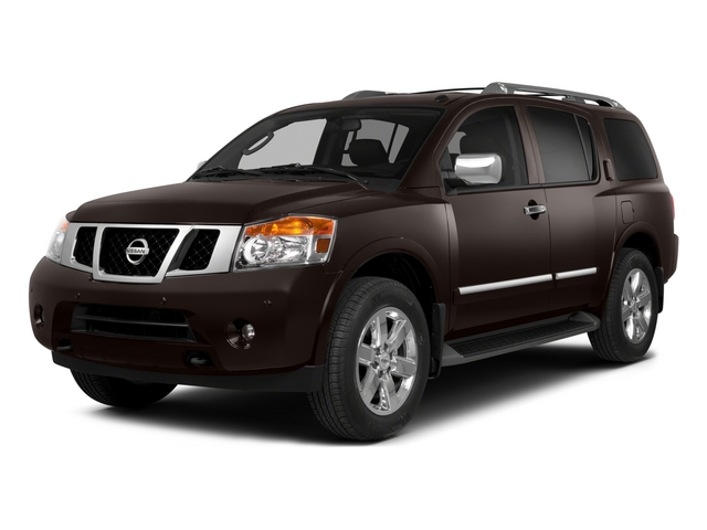 2015 NISSAN ARMADA PLATINUM 4WD Twin City Nissan offers one of the largest selections of new Nissa