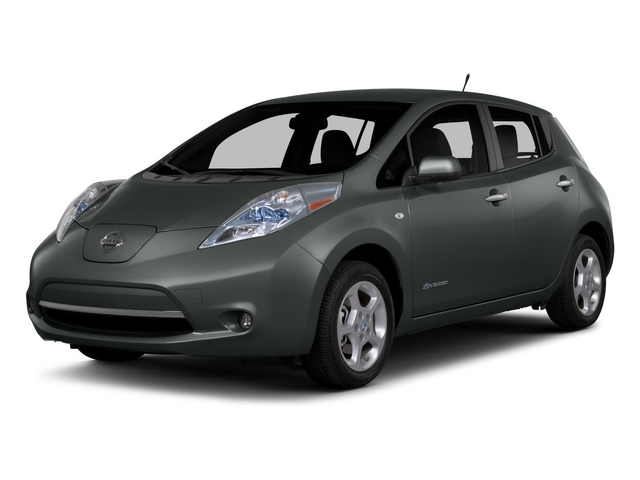 2015 NISSAN LEAF SV Twin City Nissan offers one of the largest selections of new Nissan vehicles i