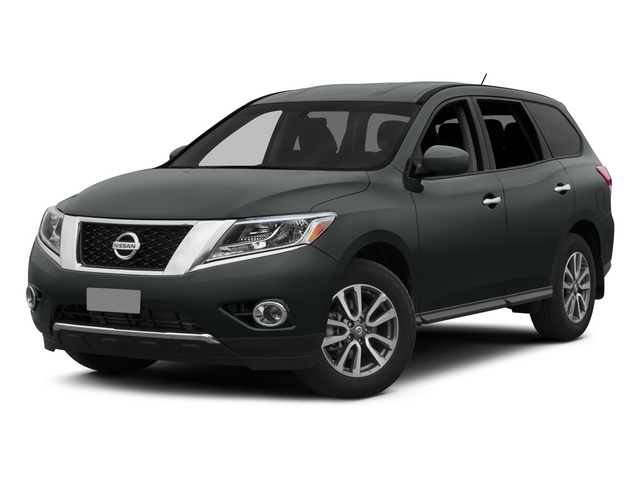 2015 NISSAN PATHFINDER SL 4WD Twin City Nissan offers the largest selection of new Nissan vehicles