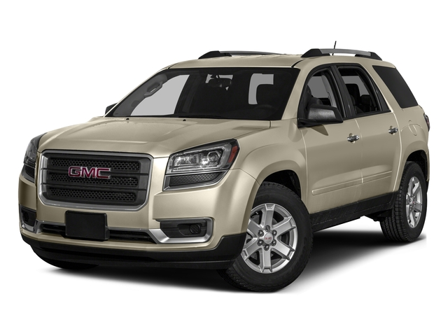 2016 GMC ACADIA SLT WSLT-1 FWD This vehicle has a 36L V6 engine and an automatic transmission I