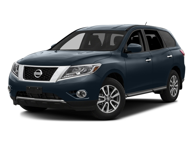 2016 NISSAN PATHFINDER PLATINUM 4WD Twin City Nissan offers one of the largest selections of new N