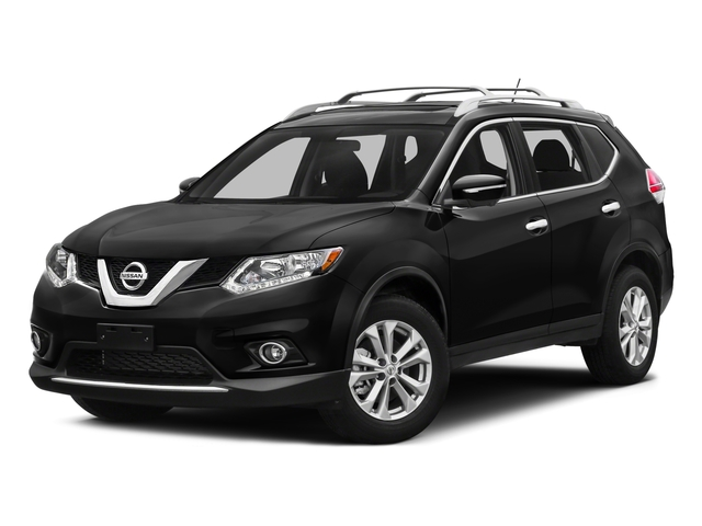 2016 NISSAN ROGUE SV FWD MODEL STRENGTHS Affordable high-tech features optional third row