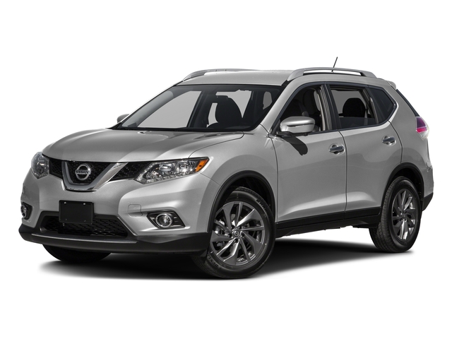 2016 NISSAN ROGUE SL FWD MODEL STRENGTHS Affordable high-tech features optional third row