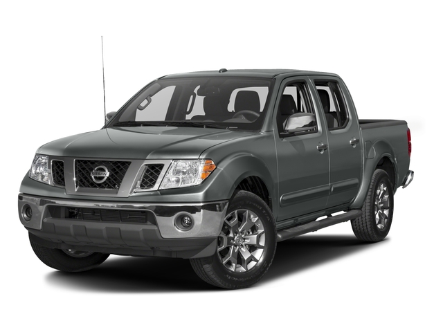 2016 NISSAN FRONTIER SV 4WD MODEL STRENGTHS Maneuverability affordability fuel-saving 4-cy