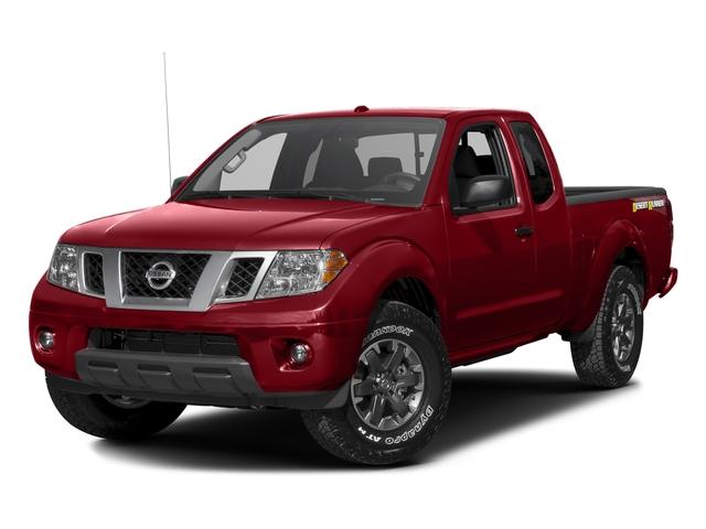 2016 NISSAN FRONTIER S 2WD MODEL STRENGTHS Maneuverability affordability fuel-saving 4-cyl