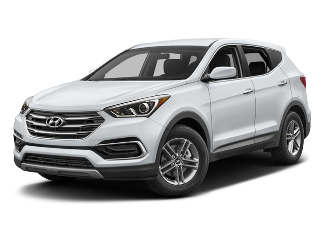 Used 2017 Hyundai Santa Fe Sport