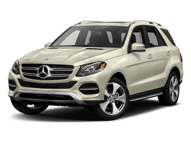 New 2017 Mercedes-Benz GLE 350W