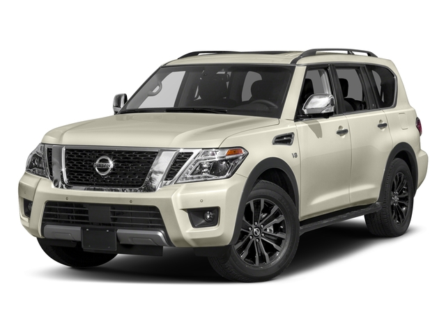 2017 NISSAN ARMADA PLATINUM 4WD Twin City Nissan offers one of the largest selections of new Nissa