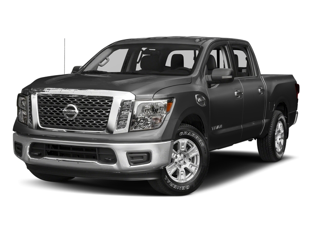 2017 NISSAN TITAN PLATINUM RESERVE 4WD MODEL STRENGTHS Fully boxed ladder frame available 4