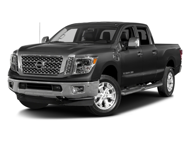 2017 NISSAN TITAN XD SL 4WD DIESEL Twin City Nissan offers one of the largest selections of new Ni