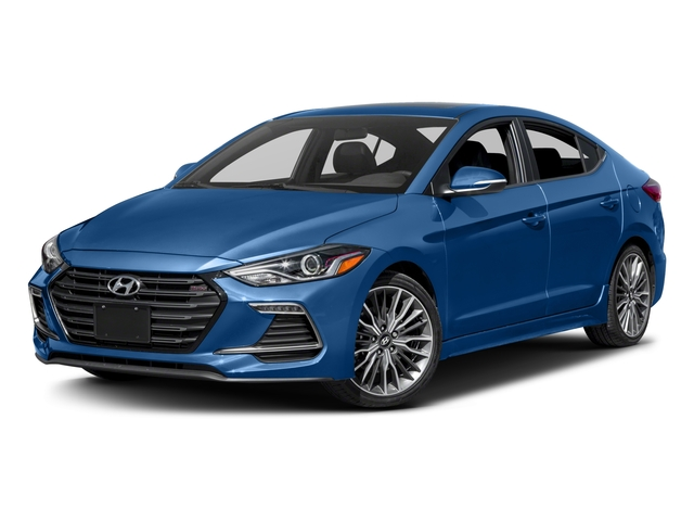 New 2018 Hyundai Elantra detail-1
