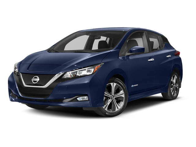 2018 NISSAN LEAF SV Twin City Nissan offers one of the largest selections of new Nissan vehicles i