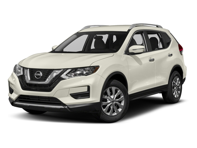 2018 NISSAN ROGUE SV AWD MODEL STRENGTHS Affordable high-tech features optional third row