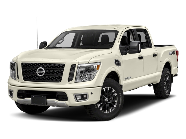 2018 NISSAN TITAN PRO-4X 4WD Twin City Nissan offers one of the largest selections of new Nissan v