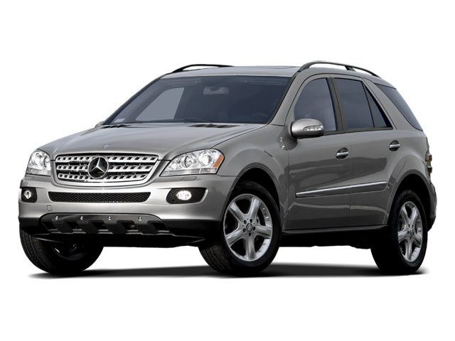 Used 2008 Mercedes-Benz ML350