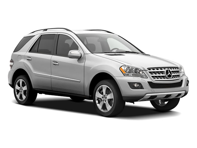 Used 2009 Mercedes-Benz ML320BTC