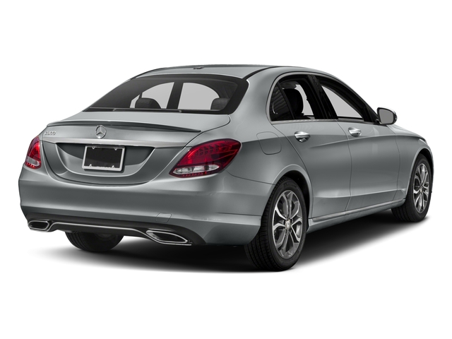 Used 2018 Mercedes-Benz C-Class detail-2