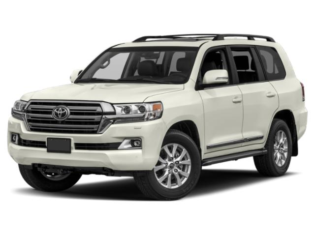2019 Toyota Land Cruiser 4WD photo
