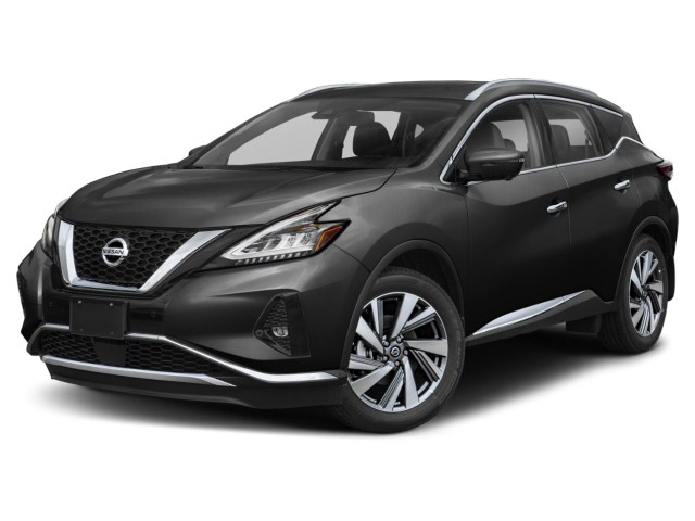 2020 NISSAN MURANO SL AWD MODEL STRENGTHS Unmistakable styling powerful V6 spacious interio