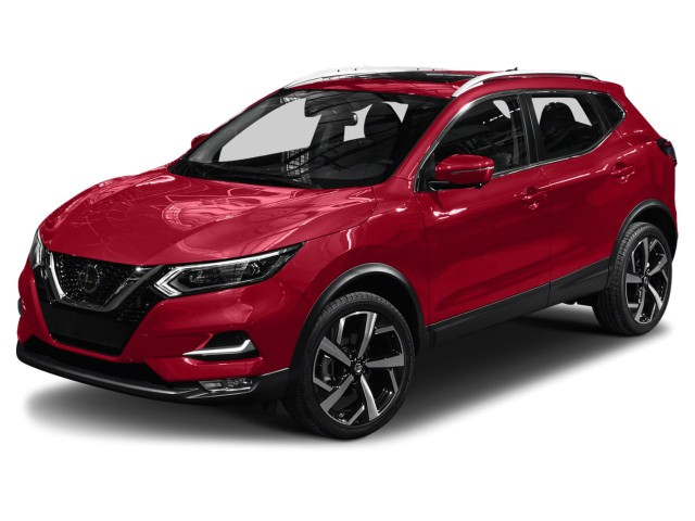 2020 NISSAN ROGUE SPORT S FWD MODEL STRENGTHS Compact exterior design cu