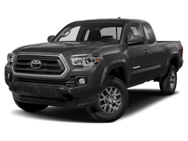 2020 Toyota Tacoma 4WD photo