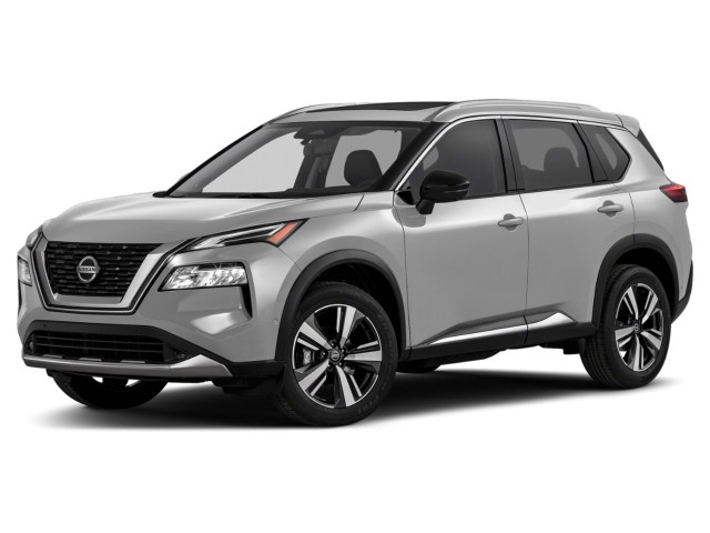 2021 NISSAN ROGUE SL FWD MODEL STRENGTHS Affordable high-tech features